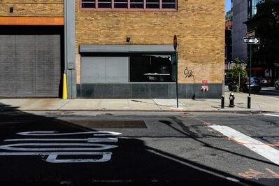 Lawrence Gottesman, 'Stop/One Way'