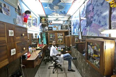 Andrew Esiebo, 'Barbers, Abidjan #7', 2012