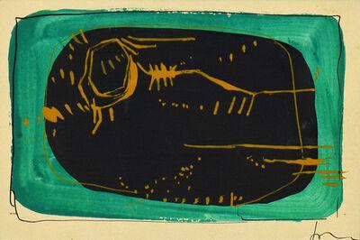 Lucio Fontana, 'Concetto Spaziale', 1957