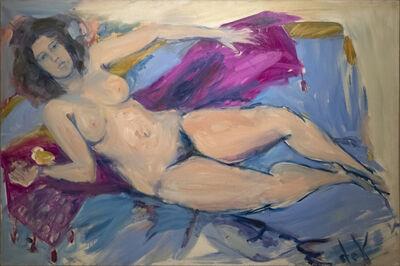Elaine de Kooning, 'Denise', ca. 1970's