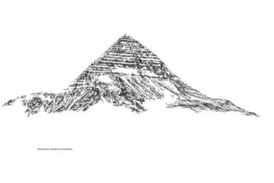 Magnus Sigurdarson, 'Bülandstindur ( Misty Mountain Series) (3 of 5)', 2017