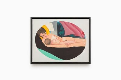 Tom Wesselmann, 'Study for Barbara and Baby', 1979