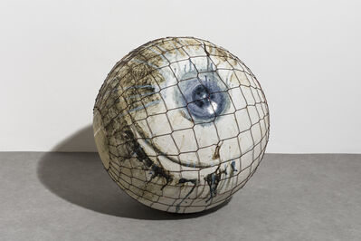 ana lupas, 'He knows all, sees all ', 1974