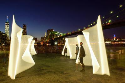 Vicki da Silva, 'Brooklyn Bridge Park', 2015