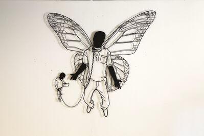 Frank Plant, '''Walking the Butterfly'', 2015