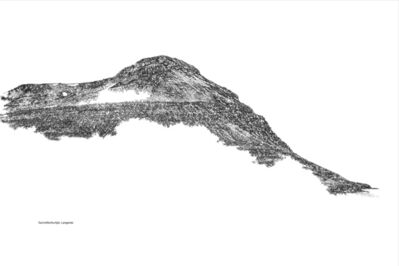 Magnus Sigurdarson, 'Gunnolfsunkurfjall Misty Mountain Series (5 of 5)', ca. 2015 -16
