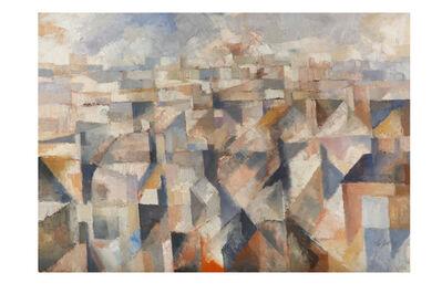 Bernard Myers, 'Windsor from the studio window'