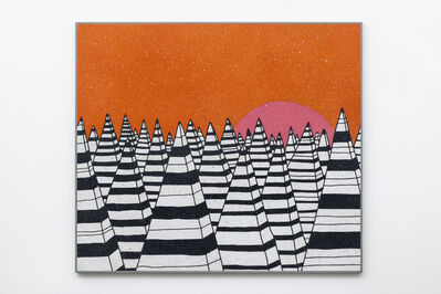 Rhys Coren, 'Pointy-headed Peers', 2018