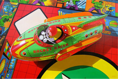 Jim Bandsuh, 'Rocket Racer', 2017