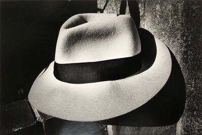 "Daido Moriyama, 'Hat from ""Light and Shadow""', 1981"