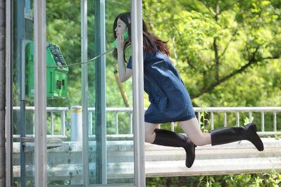 Natsumi Hayashi, 'Today's Levitation 4/14/2011', 2011