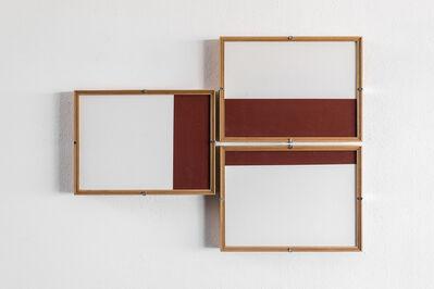 Dario Escobar, 'Red Composition No.19', 2018