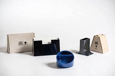 Enzo Mari, 'Desk accessories', 1970