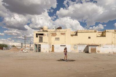"""Teresa Margolles, 'Pista de baile de la discoteca """"Nancy's"""" (Dance floor of the discoteque """"Nancy's"""")', 2016"""