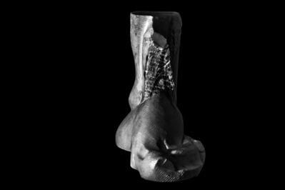 Athar Jaber, 'Foot - Ex Voto - Opuds 12 nr.7', 2018
