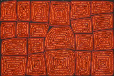 Thomas Tjapaltjarri, 'Tingari Cycle'