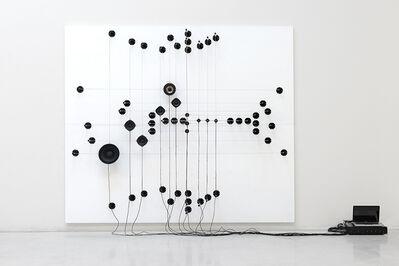 Roberto Pugliese, 'Acustiche tensioni matematiche', 2017