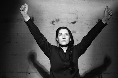 Marina Abramović, 'Study for a Monument (3)', 2018