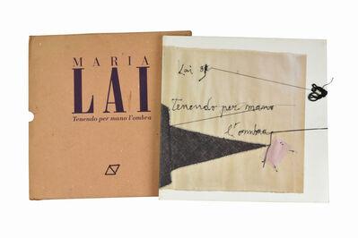Maria Lai, 'TENENDO PER MANO L'OMBRA', 1995