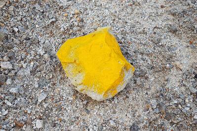Hyung-Geun Park, 'Fishhooks-11, Yellow stone', 2014