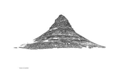 Magnus Sigurdarson, 'Kirkjufell (Misty Mountain Series) ', ca. 2015
