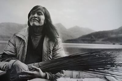 Paz Errázuriz, 'Ester Eden (Serie Los Nomadas del Mar)', 1996