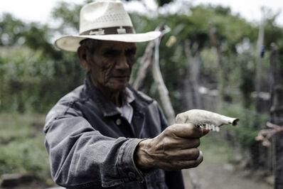 Oswaldo Ruiz, 'Don José con quijada de borrego', 2016
