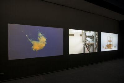 Aurélien Froment, 'Pulmo Marina,Fourdrinier Machine Interlude,Second Gift', 2010