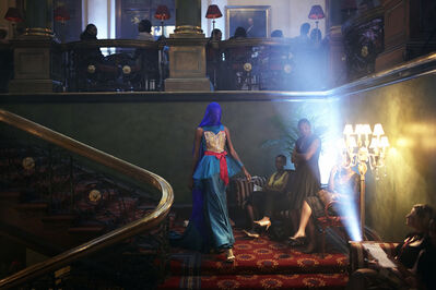 Per-Anders Pettersson, 'Fashion Show at the Rand Club', 2011