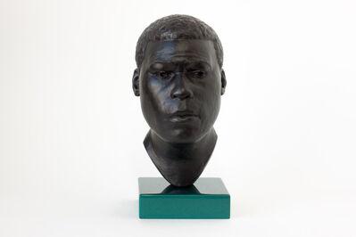 Thomas J Price, 'Head 17', 2014