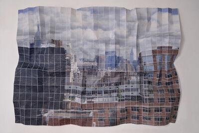 Germán Gómez, 'New York 3. De la serie  Deconstruyendo ciudades', 2015