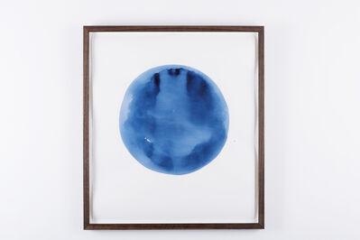 Margrethe Aanestad, 'Blue circle', 2016