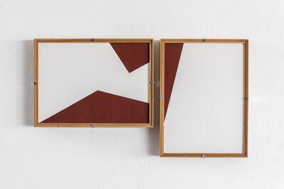 Dario Escobar, 'Red Composition No.24', 2018