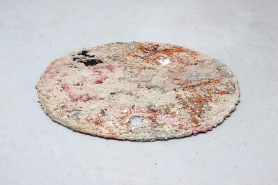 Philipp Modersohn, ''hello gravel' mat', 2018