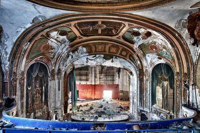 Eric Holubow, 'Eastown Proscenium'