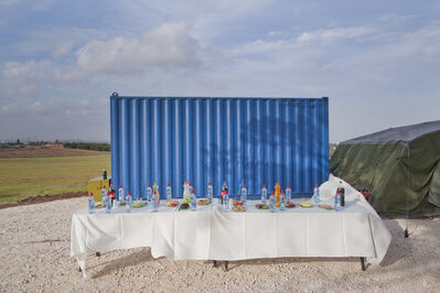 Oded Balilty, 'Last Supper', 2012