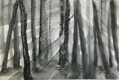 Mariam Qureshi, 'Through the woods ', 2013