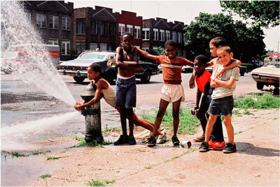 Jamel Shabazz, 'Hot Fun in the Summertime, Brownsville, Brooklyn, NYC', 1980