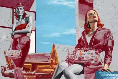 Andriy Halashyn, 'American Dream 6', 2013