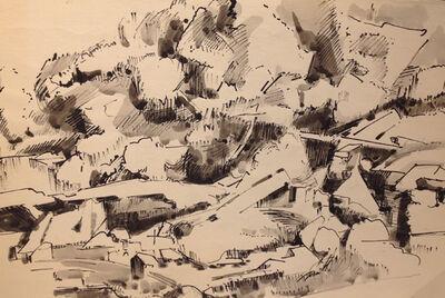 Herbert Barnett, 'Quapoxet Mill Dam'