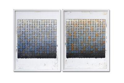 Stijn Cole, 'St. Adèle, 17.30 h & 18.00 h; 2.10. 2015', 2015