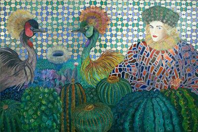 Daniele Akmen, 'Jardin Exotique', 2011-2013