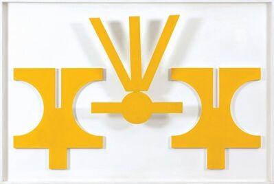Rubem Valentim, 'Relevo - Emblema 5', 1977