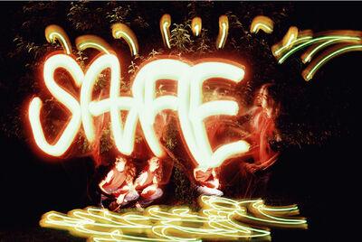 Vicki da Silva, 'Safe', 1984