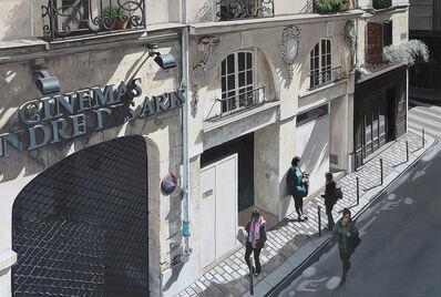 Claudio Filippini, 'Rue de S. André des Arts', 2017