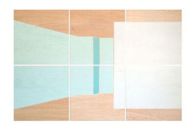 """Carolina Martinez, '""""O que vem depois do vazio"""" [""""What happens after the emptiness""""]', 2017"""