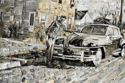 Vik Muniz, 'Album: New Car', 2014