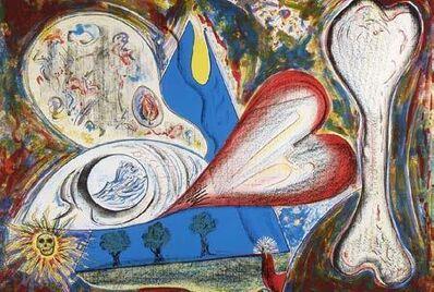 Bert L. Long, Jr, 'We Live, We Grow, We Die, We Go Someplace…', 1996