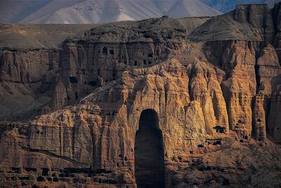 William Frej, 'Buddha of Bamiyan after the Taliban, Bamiyan, Afghanistan', 2010