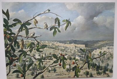 Ilan Baruch, 'Mount Olives', 2008